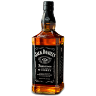 Jack Daniel's Old No.7 Tennessee Whiskey - 1 Litre