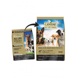 * CANIDAE 全犬原味配方 (雞、火雞、羊、魚肉) - 44 lbs