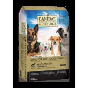 CANIDAE 全犬原味配方 (雞、火雞、羊、魚肉) - 5 lbs
