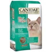 CANIDAE 全貓原味配方 (雞、火雞、羊、魚肉) - 4 lbs