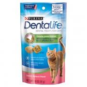 Purina Dentalife - 貓潔齒餅 三文魚口味 1.8oz (2包以上有折扣)