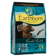 Earthborn Holistic [無穀物] 海魚+薯仔 全犬糧 2.5kg (5.5lb)
