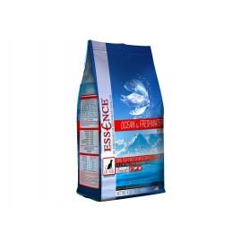 *  Essence 鮮肉無穀物 - 藍海配方 [鯡魚, 沙甸魚, 鯖魚及三文魚] 貓糧 4lb