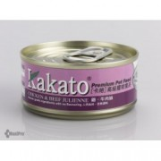 Kakato 雞+牛肉絲 70g