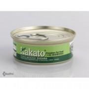 Kakato 吞拿魚慕絲 40g
