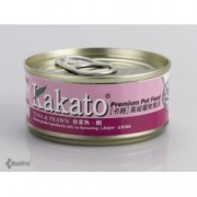 Kakato 吞拿魚+蝦 170g