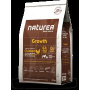 Naturea 無穀物 - 幼犬 63%鮮雞肉糧 2kg