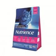 Nutrience  - 去毛球配方 - 室內成貓糧 2.5kg