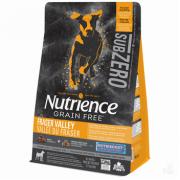 Nutrience Sub Zero - 無穀物 凍乾脫水頂級雞肉、火雞、海魚全犬糧(生肉粒配方) 2.27kg