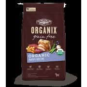 Organix - 幼犬配方[ 有機無穀物] 4lb