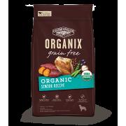 Organix - 高齡犬配方[ 有機無穀物] 4lb