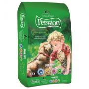 Petssion 無穀物火雞、鴨肉 - 狗糧 5lb