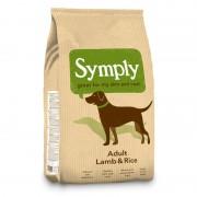 Symply 成犬羊肉+稻米配方 2kg