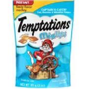 Temptations - 銀鱈魚, 龍脷 & 白身魚 85克 x 12包