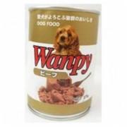 Wanpy 牛肉味 罐頭 375g x 24罐