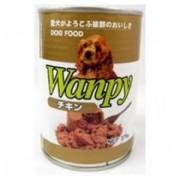 Wanpy 雞肉味 罐頭 375g x 24罐