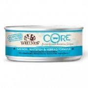 Wellness CORE 無穀物貓罐頭 - 海洋魚 (三文魚 + 鯡魚 + 白鮭魚) 156g x 24罐